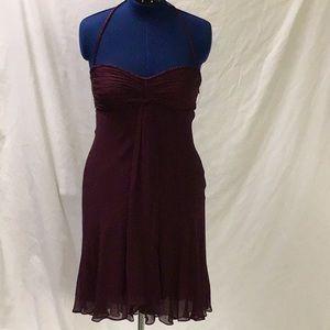 Nine West silk dress 10